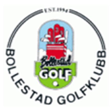 Logo of golf course named Bollestad Golfklubb