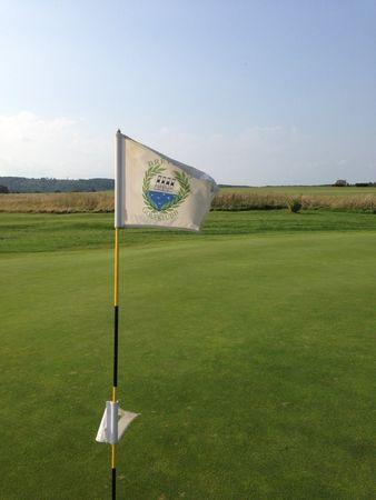 Overview of golf course named Brevikens Golfklubb