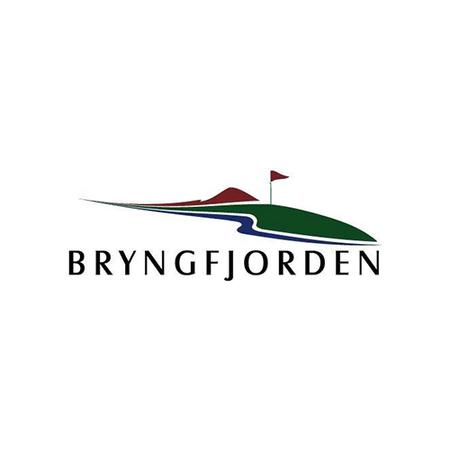 Logo of golf course named Bryngfjordens Golfklubb