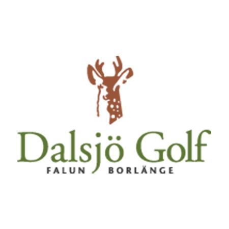 Logo of golf course named Dalsjo Golfklubb