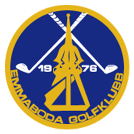 Logo of golf course named Emmaboda Golfklubb