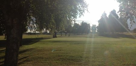 Overview of golf course named Eskilstuna Golfklubb