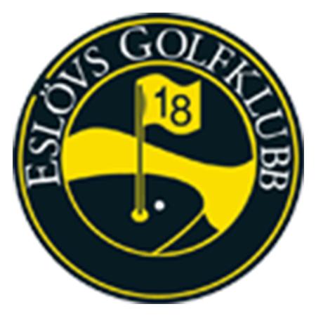 Logo of golf course named Eslovs Golfklubb