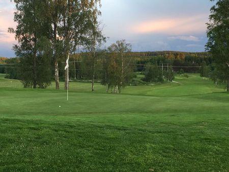 Falun-Borlange Golfklubb Cover Picture