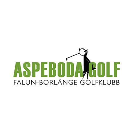 Logo of golf course named Falun-Borlange Golfklubb
