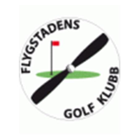 Logo of golf course named Flygstadens Golfklubb