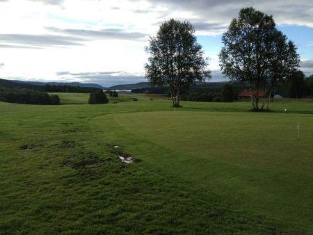 Overview of golf course named Funasdalsfjallens Golfklubb