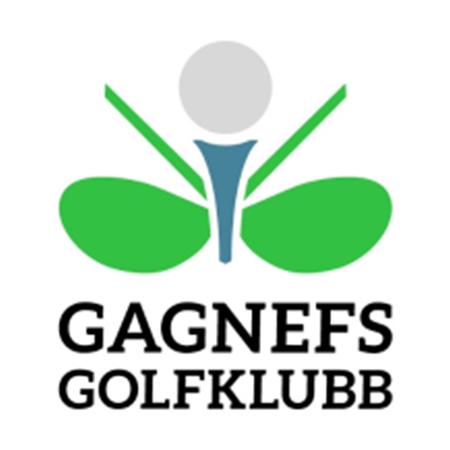 Logo of golf course named Gagnefs Golfklubb