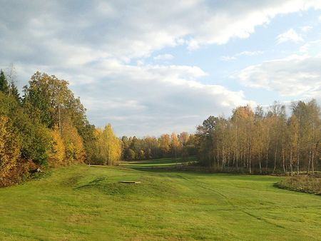 Overview of golf course named Gnesta Golfklubb