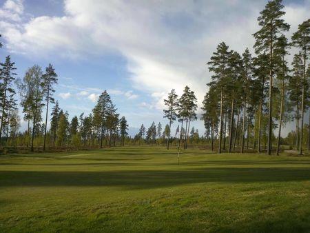 Overview of golf course named Gotastroms Golfklubb
