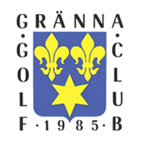 Logo of golf course named Granna Golfklubb