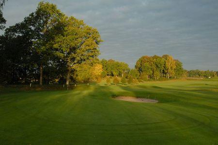 Hesslegardens golfklubb cover picture