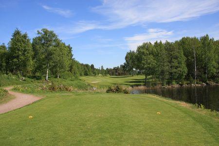 Hofors Golfklubb Cover Picture