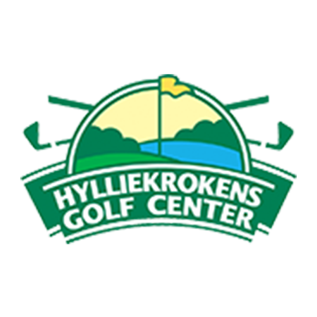 Logo of golf course named Hylliekrokens Golfcenter Pay and Play