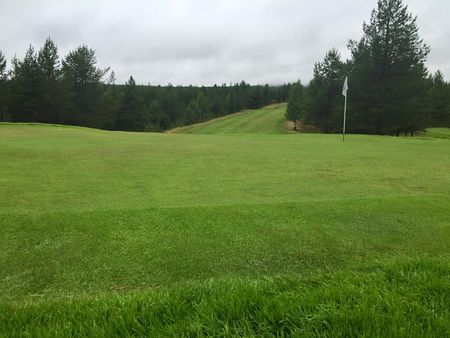 Overview of golf course named Idrefjallens Golfklubb