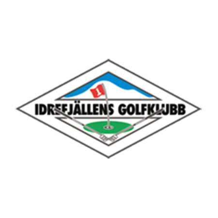 Logo of golf course named Idrefjallens Golfklubb