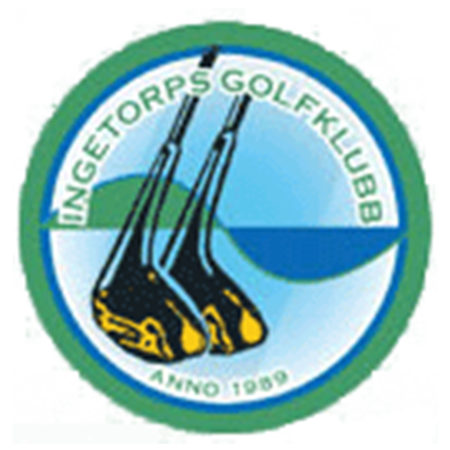 Logo of golf course named Ingetorps Golfklubb (Time Out !)