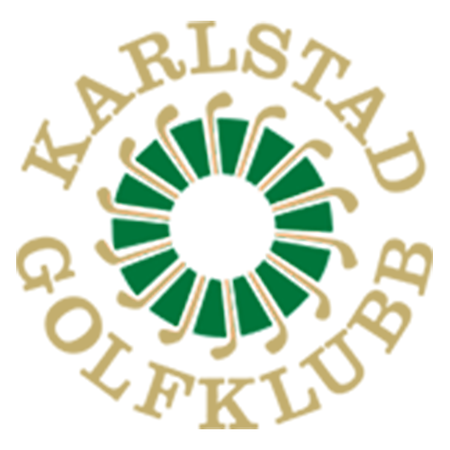Logo of golf course named Karlstads Golfklubb