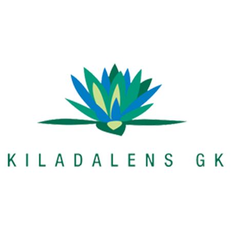 Logo of golf course named Kiladalens Golfklubb