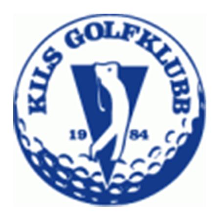 Logo of golf course named Kils Golfklubb