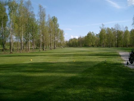 Overview of golf course named Kumla Golfklubb