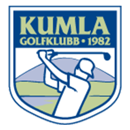Logo of golf course named Kumla Golfklubb