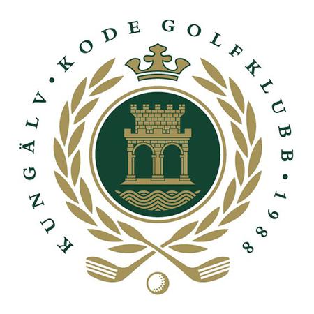 Logo of golf course named Kungalv-Kode Golfklubb