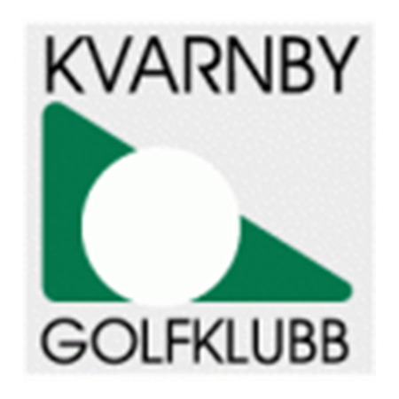 Logo of golf course named Kvarnby Golfklubb