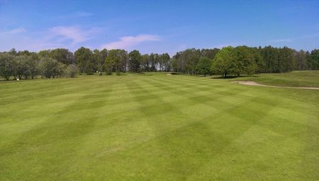 Laholms golfklubb cover picture