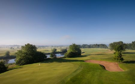 Lydinge golf resort cover picture