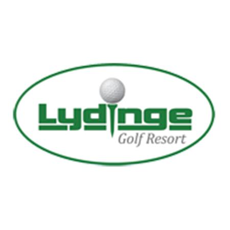 Logo of golf course named Lydinge Golf Resort