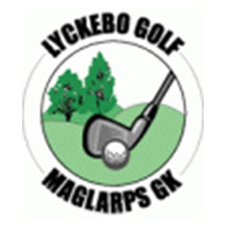 Logo of golf course named Maglarps Golfklubb