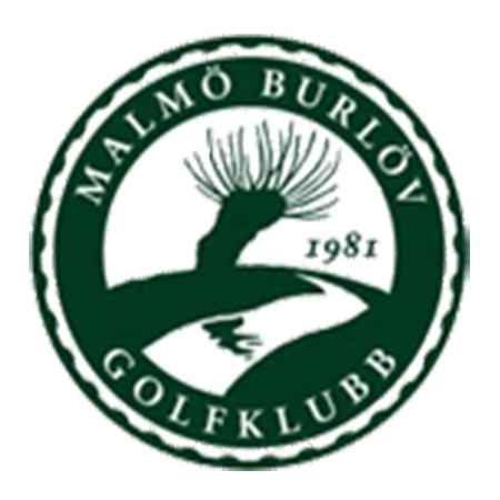 Logo of golf course named Malmo Burlov Golfklubb