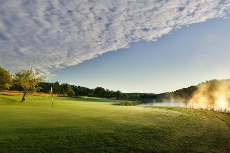 Mjolkerods Golfklubb Cover