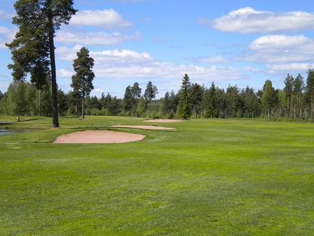 Mora Golfklubb Cover