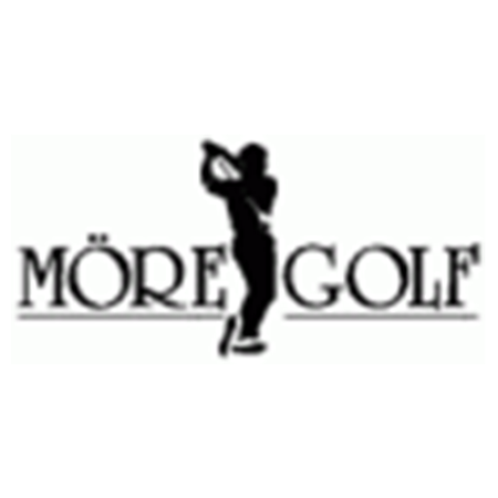 Logo of golf course named More Golfklubb