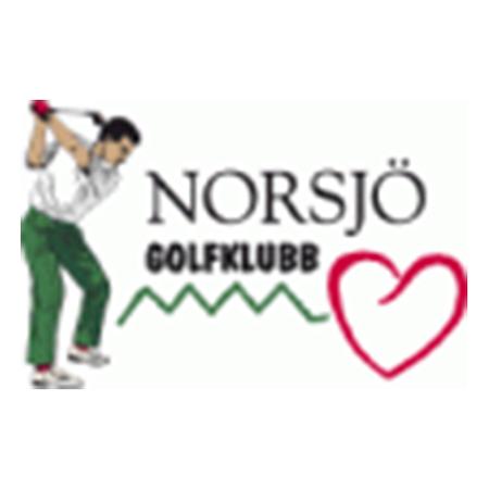 Logo of golf course named Norsjo Golfklubb