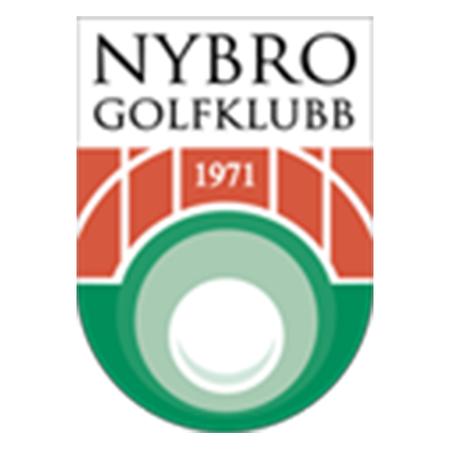 Logo of golf course named Nybro Golfklubb