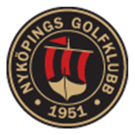 Logo of golf course named Nykopings Golfklubb