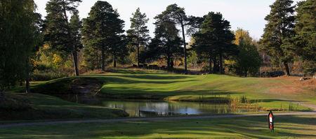 Orresta Golfklubb and Konferens Cover