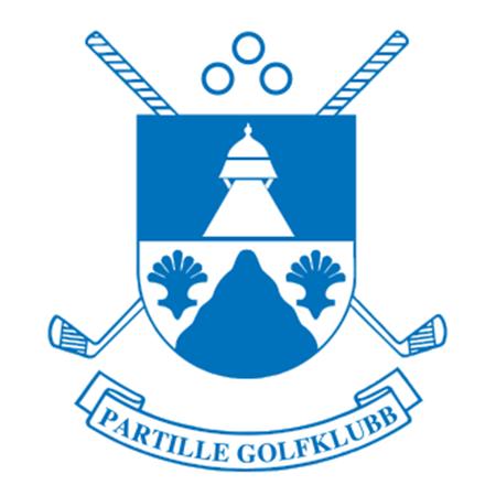 Logo of golf course named Partille Golfklubb