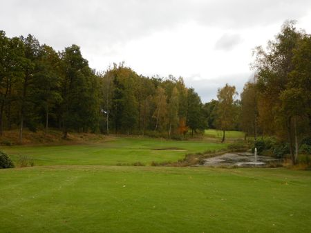 Overview of golf course named Perstorps Golfklubb