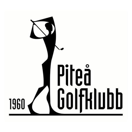 Logo of golf course named Pitea Golfklubb