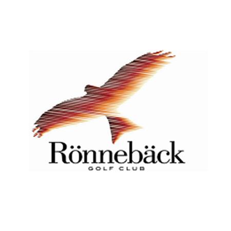 Logo of golf course named Ronneback Golf Club