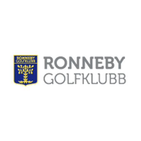 Logo of golf course named Ronneby Golfklubb