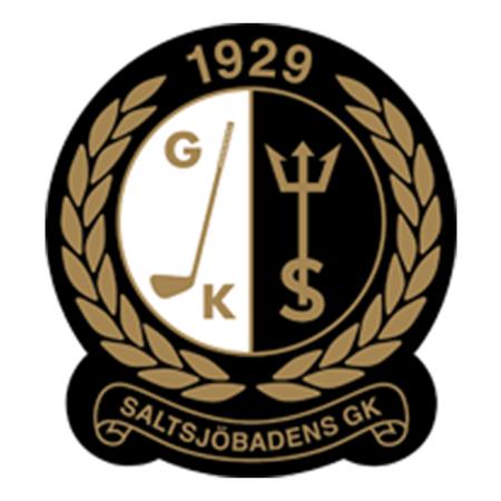 Logo of golf course named Saltsjobadens Golfklubb