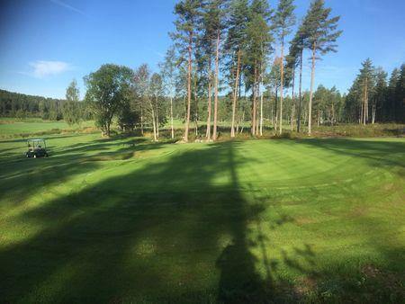 Samuelsdals Golfklubb Cover