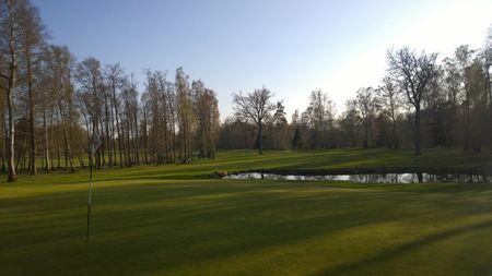 Saxnas Golfklubb Cover Picture
