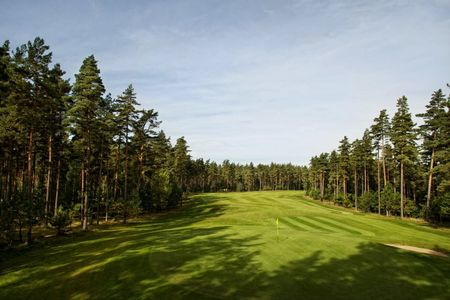 Overview of golf course named Sjobo Golfklubb