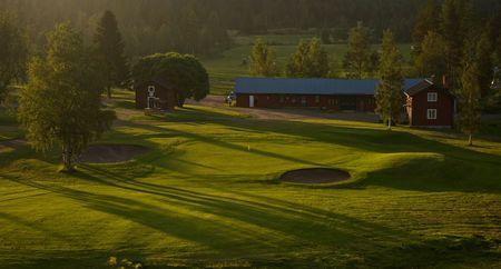 Skelleftea Golfklubb Cover Picture